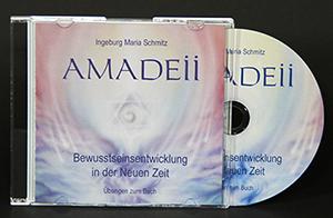 """Übungs-CD zum Buch Bewusstseinsentwicklung in der neuen Zeit"""""""
