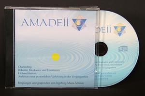 Amadeii - CD 10/12.1 gelb